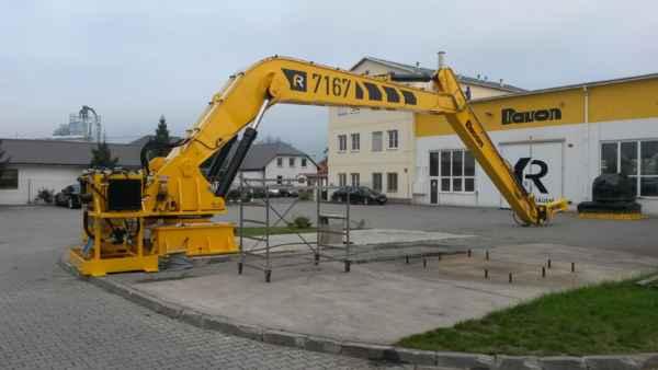 RK7167 machine